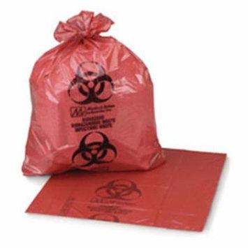 WP000-PT -RS243311RH RS243311RH Bag Biohazard 24x33