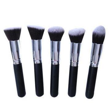 Cosmetics Foundation Blending Blush Eyeliner Face Powder Brush Makeup Brush Set CYBST