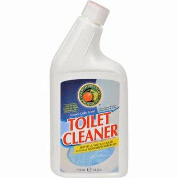 Earth Friendly Toilet Kleener - Pack of 6 - 24 Fl Oz
