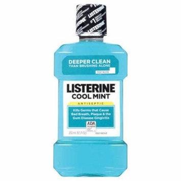 LISTERINE® Antiseptic Mouthwash Cool Mint