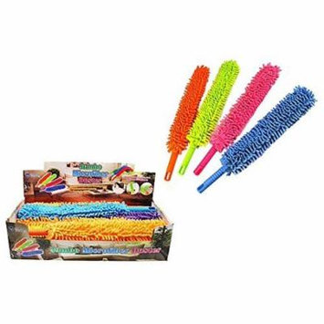 Diamond Visions 11-1503 Jumbo Bendable Microfiber Duster in assorted colors