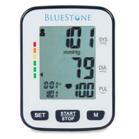 Bluestone 3.25 in. x 2.5 in. Automatic Wrist Blood Pressure Monitor