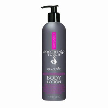 Soothing Touch Body Lotion - Ayurveda - Tuscan Bouquet - 8 Oz
