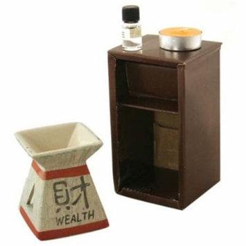 Feng Shui Zen Essential Oil Burner OLBA65B1