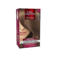 New Vidal Sassoon Pro Series Salon Quality Hair Color, 6G Light Golden Brown 3pk