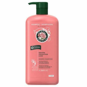 Herbal Essences Smooth Collection Shampoo with Pump 33.8 oz.(pack of 4)