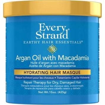 Every Strand Argan Oil Hydrate Hair Masque, 15 oz