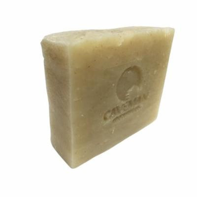 Caveman Beard and Body Soap, Original and Handcrafted, Scent: Deep Forest