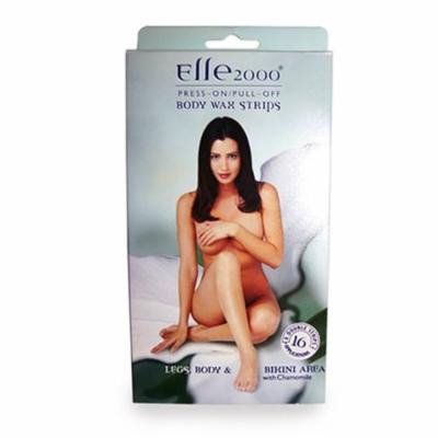 Rucci Elle 2000 8-piece Body Wax Strip Kit (Pack of 2)