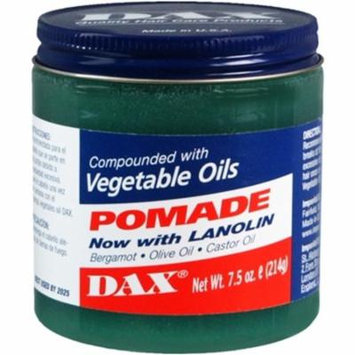 4 Pack - Dax Pomade With Lanolin 7.50 oz