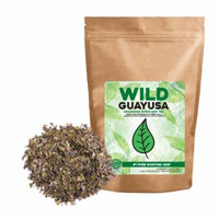 Wild Guayusa Loose Leaf Tea Amazonian Superleaf by Wild Foods - 4oz