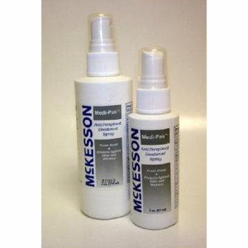 McKesson Antiperspirant / Deodorant Spray 4 oz. Fresh Scent 1 Count