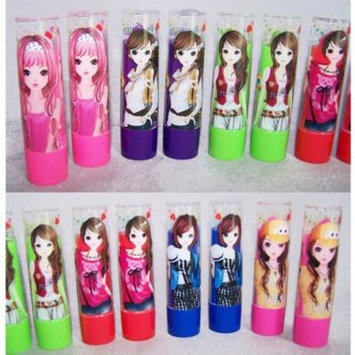 Cosmetics Magic Mood Changing Lipstick 6 Colors 12 Pc Lot (CosL026 ZW)