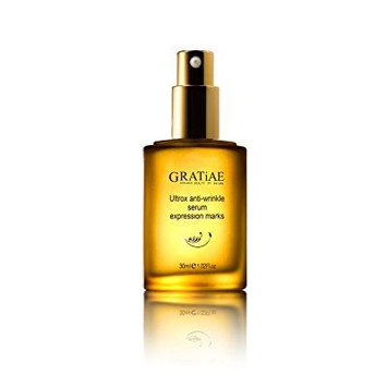 gratiae organics ultrox expression marks anti wrinkle serum, 1.02 ounce