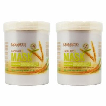 Salerm Wheat Germ Mask (Mascarilla Capilar) 33.7oz
