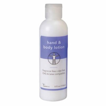 Hand and body lotion, chg compatible, 4oz. part no. rsc-lot4c (1/ea)