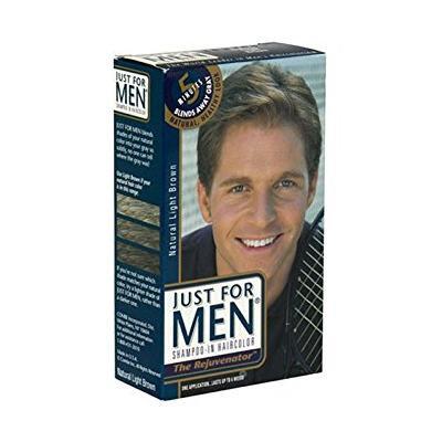 Combe Just For Men The Rejuvenator Haircolor, 1 ea