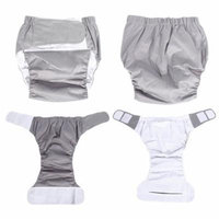 Washable Adjustable Teen/Adult Cloth Diaper For Bedwetting Incontinence Or Abdl