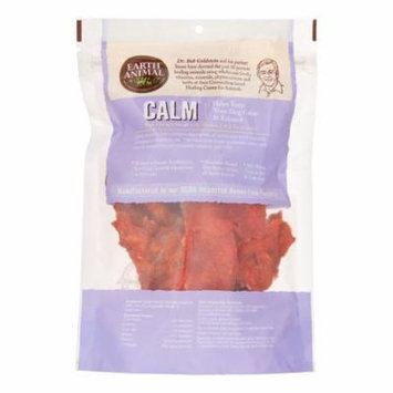 Earth Animal Wellness & Longevity Solutions Calm Brushed-On Calm Benefit Chicken Cutlets Dog Treats, 8 Oz