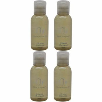 Judith Jackson Spa Citresse Shampoo Lot of 4 Each 1.1oz Bottles.