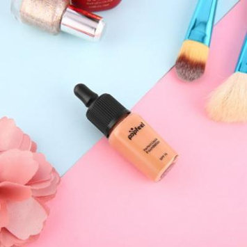 4 Bottom Makeup Popfeel Pro Base Makeup Foundation Concealer Liquid Make-Up Tool For Women