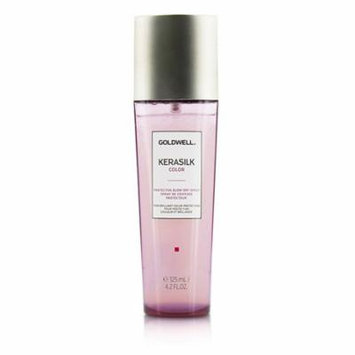 Goldwell - Kerasilk Color Protective Blow-Dry Spray (For Color-Treated Hair) -125ml/4.2oz