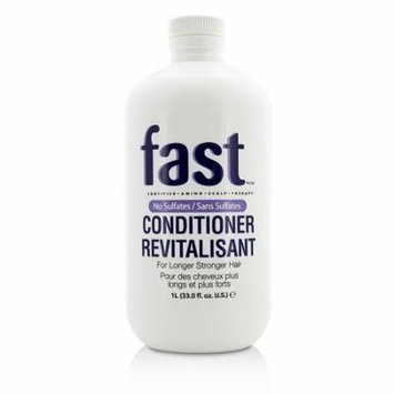 Nisim - F.A.S.T Fortified Amino Scalp Therapy No Sulfates Conditioner (For Longer Stronger Hair) -1000ml/33oz