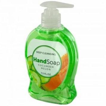 Bulk Buys HX179-54 Cucumber Melon Deep Cleansing Hand Soap, 54 Piece