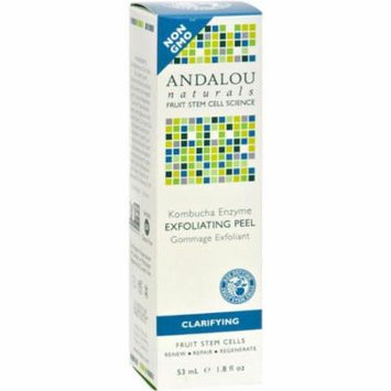Andalou Naturals HG1076967 1.8 oz Exfoliating Peel Komb Enzyme