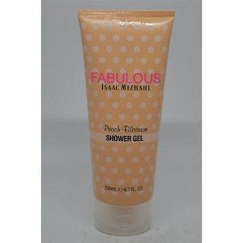 Isaac Mizrahi FABULOUS Peach Blossom Shower Gel 6.7 Fl Oz.
