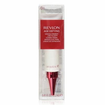 Revlon Age Defying Wrinkle Remedy Line Filler, 0.41 Oz + Beyond BodiHeat Patch, 1 Ct