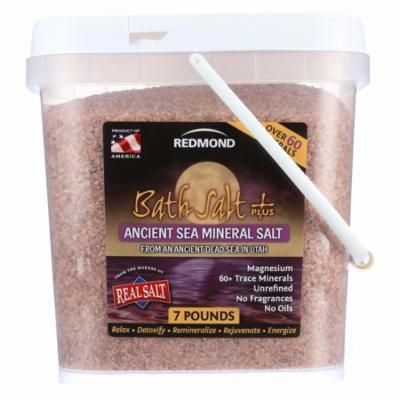 Redmond Clay Bath Salt Plus - 7 Lb.