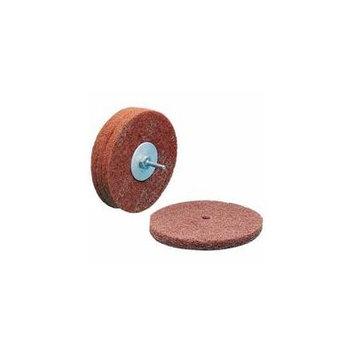 Scotch-Brite High Strength Discs,8X1/2,3000rpm, Aluminum Oxide,Very Fine,50/Cs, Sold As 1 Each