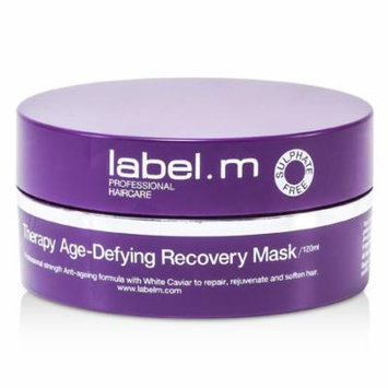Label.M - Therapy Age-Defying Recovery Mask (To Repair, Rejuvenate and Soften Hair) -120ml/4oz