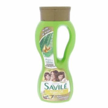 Savile Argan Oil Shampoo 750ml - Savile Aceite de Argan Champu (Pack of 2)