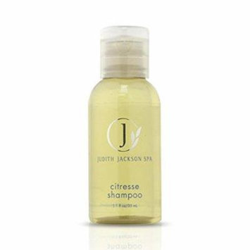 judith jackson spa citresse shampoo lot of 18 each 1.1oz bottles