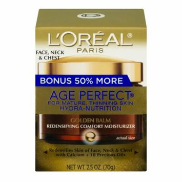 L'Oreal Paris Age Perfect Face, Neck & Chest, 2.5 OZ