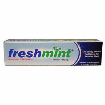 Freshmint Sensitive Toothpaste, 4-2/7 oz.-1 Each