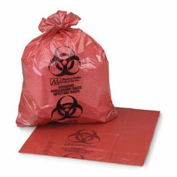 WP000-47-50 47-50 47-50 Bag Biohazard Safe-Seal 26x24