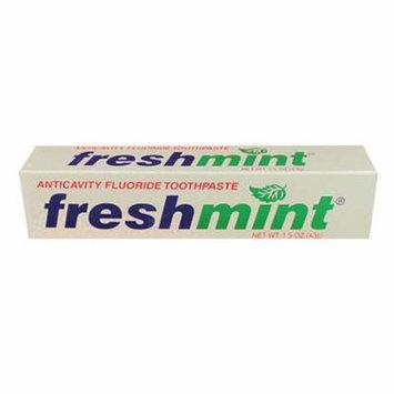 Freshmint fluoride toothpaste, 1-1/2 oz., mint flavor part no. tp15 (1/ea)