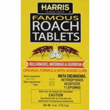 Harris Roach Tablets - 4 oz