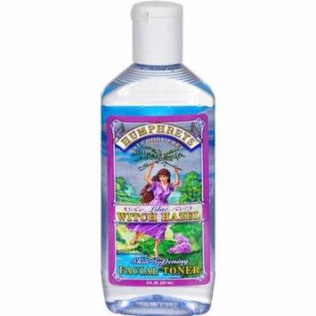Humphreys Homeopathic Remedies HG0938498 8 fl oz Witch Hazel Facial Toner Lilac