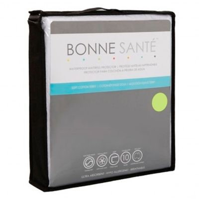 Bonne Sante Cotton Terry Mattress Protector