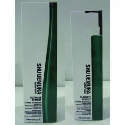 Shu Uemura Ultimate Remedy Shampoo 10.14 oz & Conditioner 8.45 oz (Package of 4)