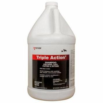 Triple Action Shampoo (1 Gallon)