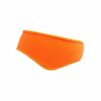 Port Authority Stretch Fleece Headband (C910) Orange [Apparel]