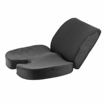 Portable Comfortable Home Office Seat Cushion Memory Foam Car Chairs Seats Massage Cushion Back Pain Relief Accessory