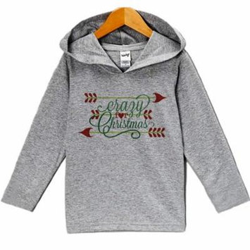 Custom Party Shop Baby's Crazy For Christmas Hoodie - 3T