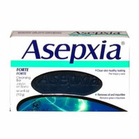 Asepxia Soap Forte 4 oz - Jabon Fuerte (Pack of 12)