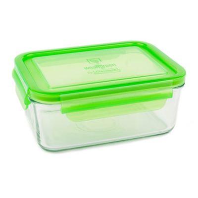 Wean Green® 36 oz. Meal Tub in Pea